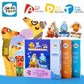 116 СМ Поезд Головоломки Дети мультфильм 3D бумаги головоломки игрушки Дети детские соберите puzzle игрушки для обучения образовательные игрушки