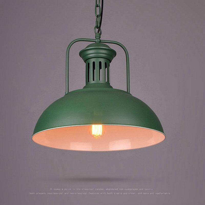 Edison Bulb Vintage Pendant Lamp Coffee Bar  Light Dinning Room Lighting Fixture Indoor Decorative Lamp Free Shipping