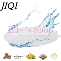 mini Pocket Portable small Ultrasonic cleaner vegetable Fruit disinfection travelling Ultrasonic cloth washing machine Jewelry