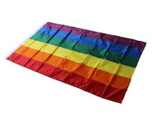 Wholesale 4 pc/lot Administrative supplies multinational flag rainbow stationery 90*150cm