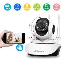 Jennov Home Security IP Camera Wi-Fi Wireless Mini Network Wifi Camera Video Surveillance Night Vision CCTV Camara Baby Monitor