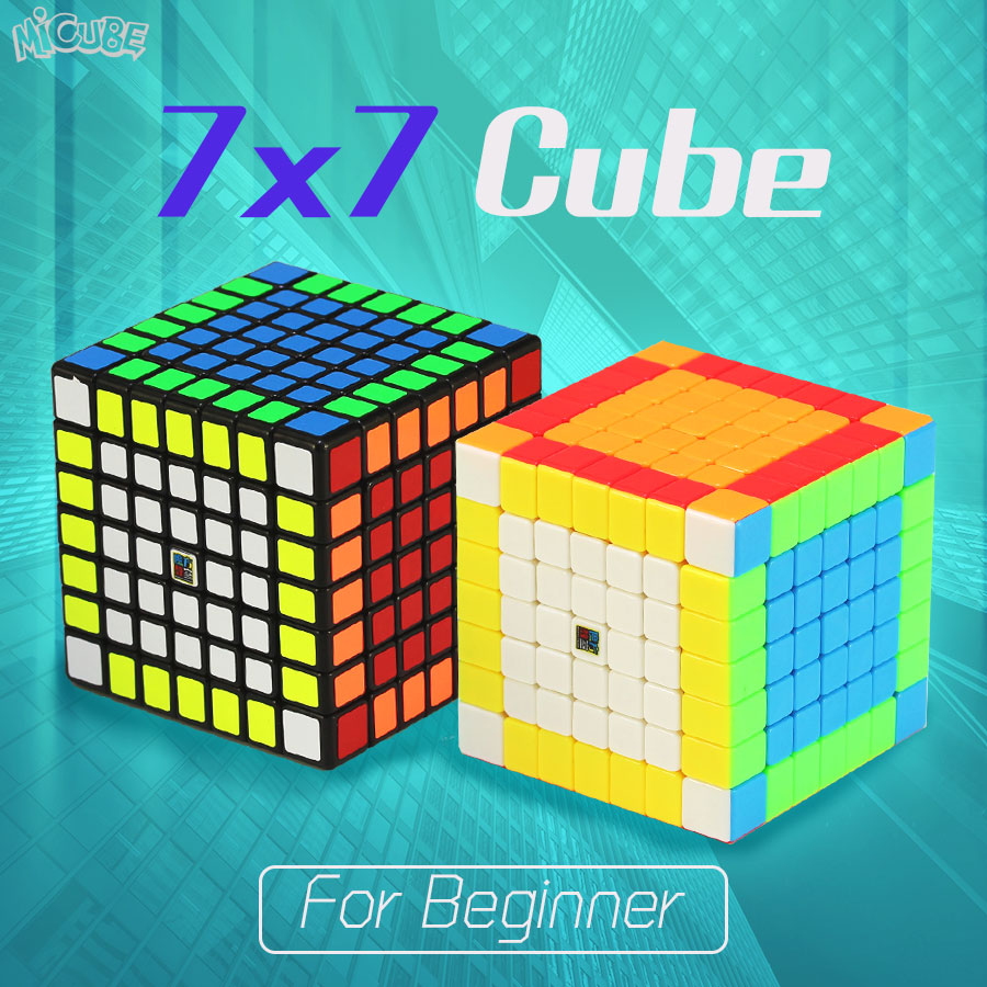 Puzzles & Games Back To Search Resultstoys & Hobbies Conscientious Mofangjiaoshi Mf7 7x7x7 Cube Speed 7layers Black Stickerless Neo Puzzle 7x7 Cubo Magico 7*7*7 Education Toys For Children