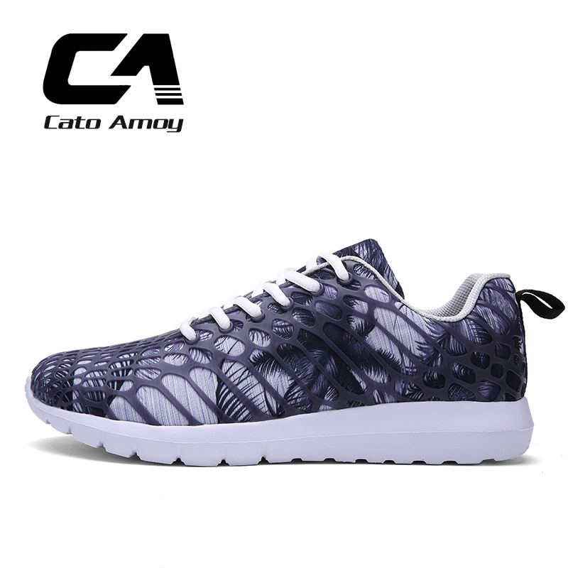 CA 2018 Running Shoes For Men Outdoor Breathable Mens Running Shoes Women Sports Sneakers Zapatos De Hombre Mens Jogging Shoes