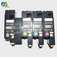 4 Toner Cartridges Compatible For Xerox Phaser 6000 6010 6010N Workcenter 6015 6015N 6015NI 2015 new [hisaint] 4pk for xerox phaser 6121 6121mfp toner cartridges set