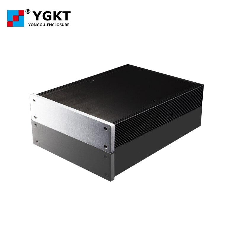 Boîtier amplificateur en aluminium 180*45-250mm (W-H-L)