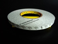 1x 17mm 50 Meter 3M9080 Widely Common Using Double Sided Adhesive Tape For Metals Glass Papers
