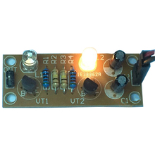 Multiharmonic Flashing Lights DIY Kit