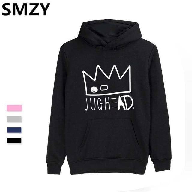 746ad43770c SMZY Riverdale Jughead Jones Hoodies Men Fashion Plus Size Hoodies  Sweatshirt Tops Pullovers Cotton Casual Funny Print Clothes