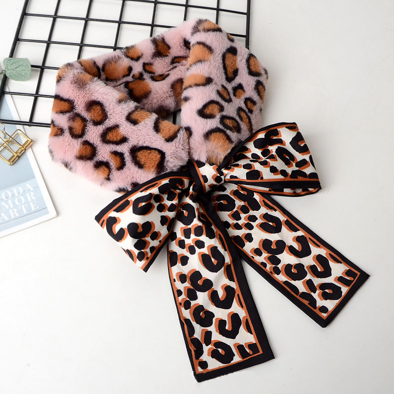 fake fur scarf printed patterns (1)