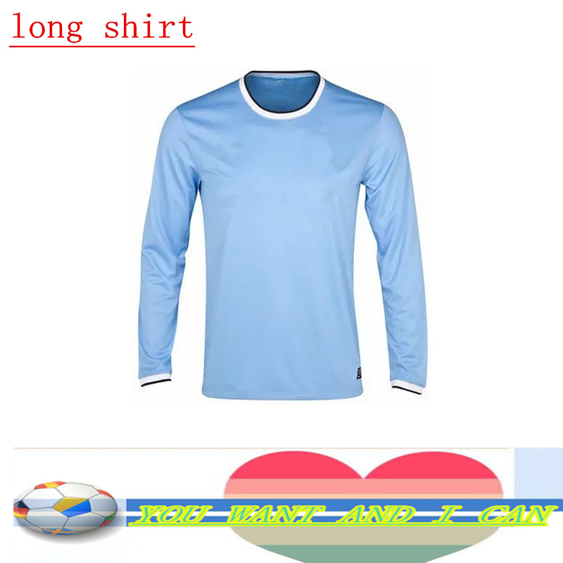 11d06fb43 Free shipping 2016 2017 2018 thai top quelity men soccer jersey custom European  america national club team home football jersey-in Soccer Sets from Sports  ...
