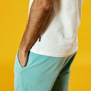 Image 5 - SIMWOOD 2020 summer new t shir tmen vacation beach top high quality casual tees 100% breathable tshirt brand clothing 190344