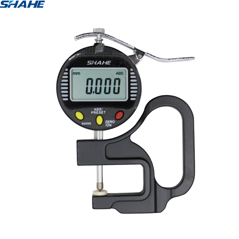 0 10 mm Digital Thickness Gauge 0 001 mm with pointed head