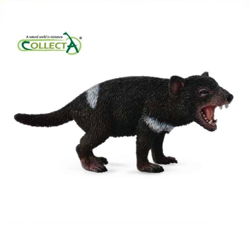 1 unids Smilodon Tasmanian devil Springboks Juguetes Clásicos Para Niños Colecci