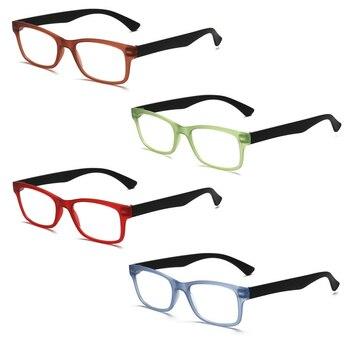Gafas de lectura ultraligeras gafas presbiópicas gafas de lectura oculos marco completo...