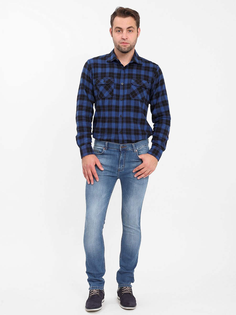[Available from 10.11] F5  Blue denim AM TUSCANY str w medium 188004 джинсы женские f5 цвет темно синий 160139 19202 blue denim xot str w dark размер 28 32 44 32