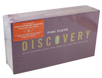 Pink Floyd Discovery BoxSet Complete Album Collection 16CD BOOK Music CD Box Set Brand New Factory