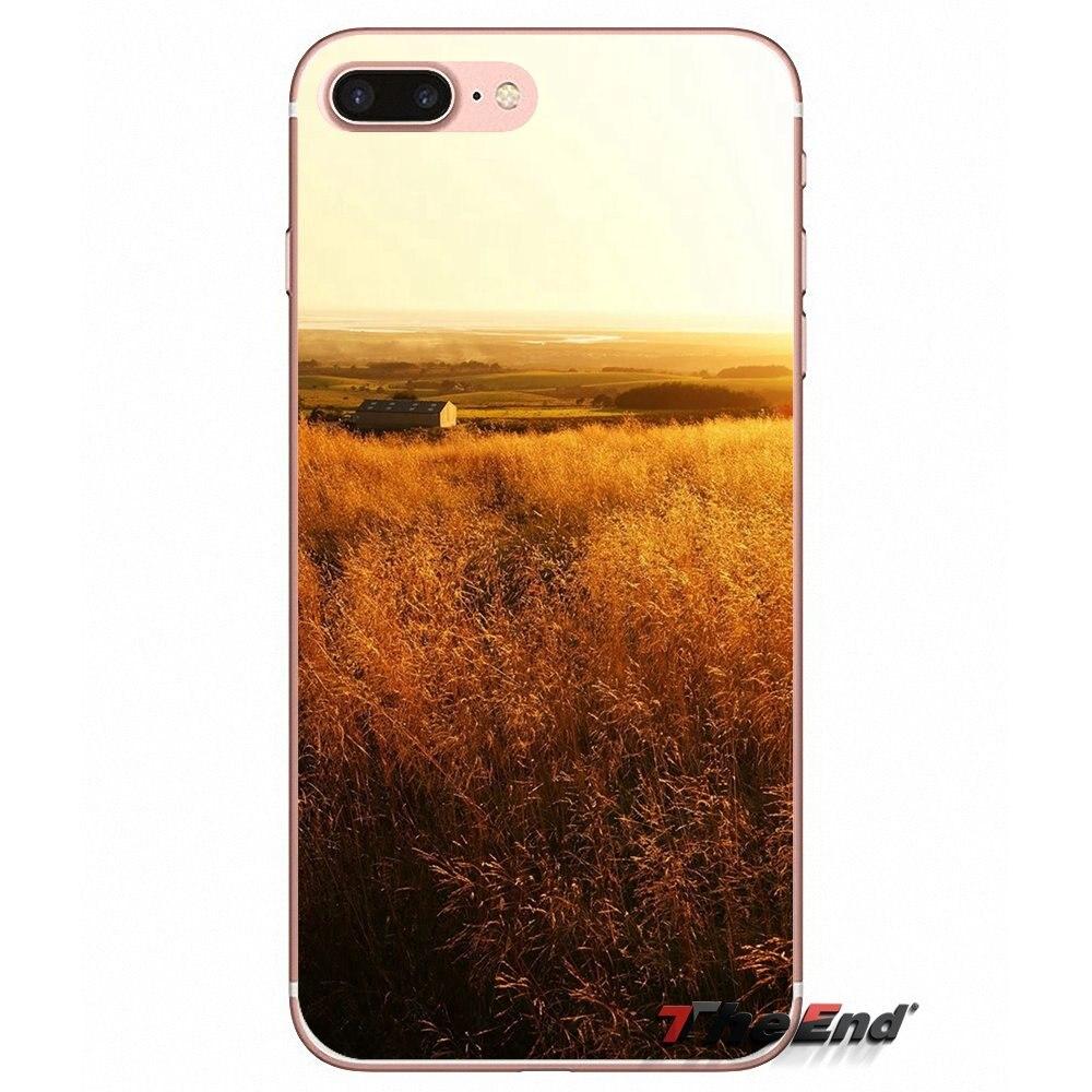 US $0 99 |Mobile Phone Cover Silent Meadow Mac Print For Sony Xperia Z Z1  Z2 Z3 Z5 compact M2 M4 M5 E3 T3 XA Aqua LG G4 G5 G3 G2 Mini Capa-in