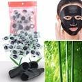 30Pcs/40Pcs Compressed Mask Paper Facial Natural Bamboo Charcoal Mask Paper Fiber Face Care DIY Compressed Mask Paper Sheet New