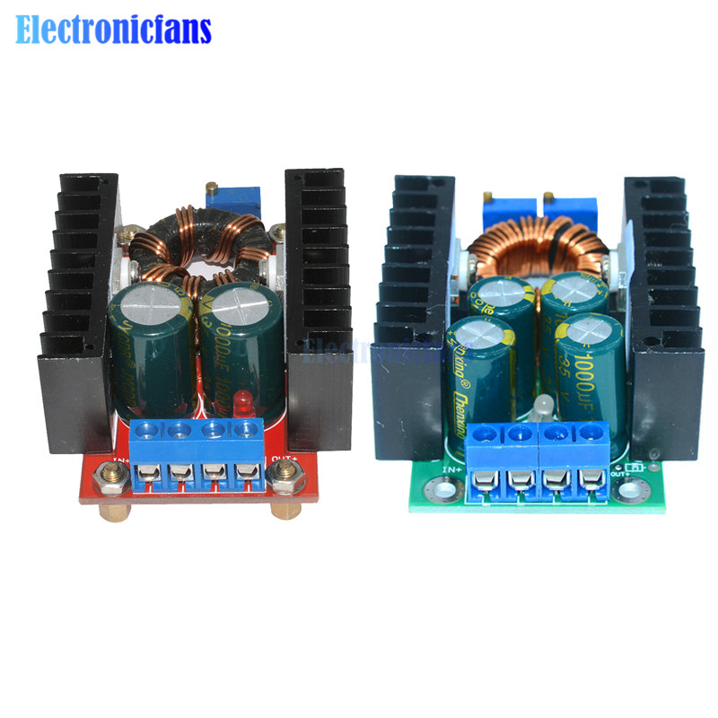 1Pcs <font><b>DC</b></font> CC 9A 20A <font><b>300W</b></font> 150W Boost Converter Step Down Buck Converter 5-40V To 1.2-35V Power Module XL4016 Power Supply Module image