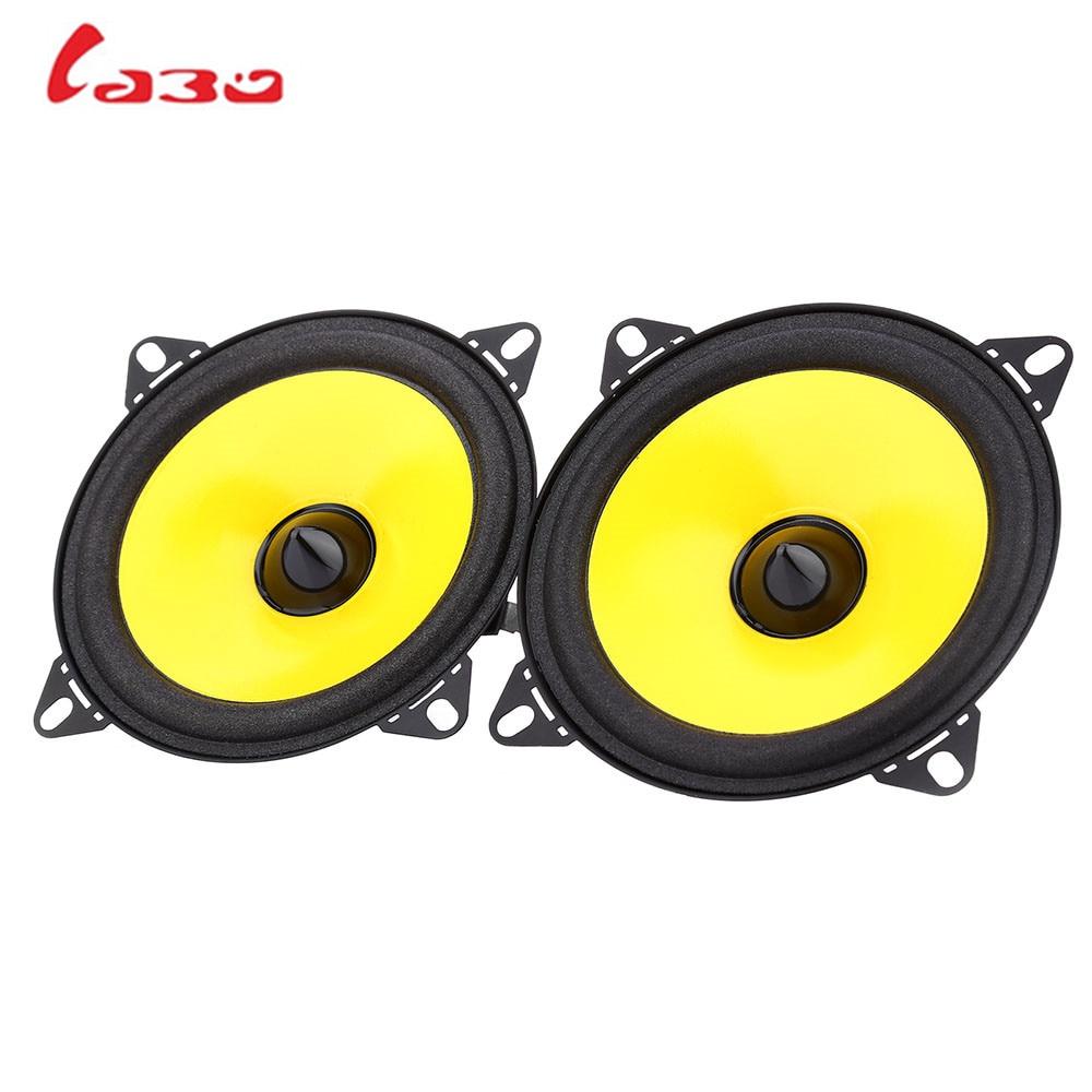 LABO LB - PS1401D Paired 4 inch Vehicle Loudspeaker Car HiFi Full Range Speaker цена 2017