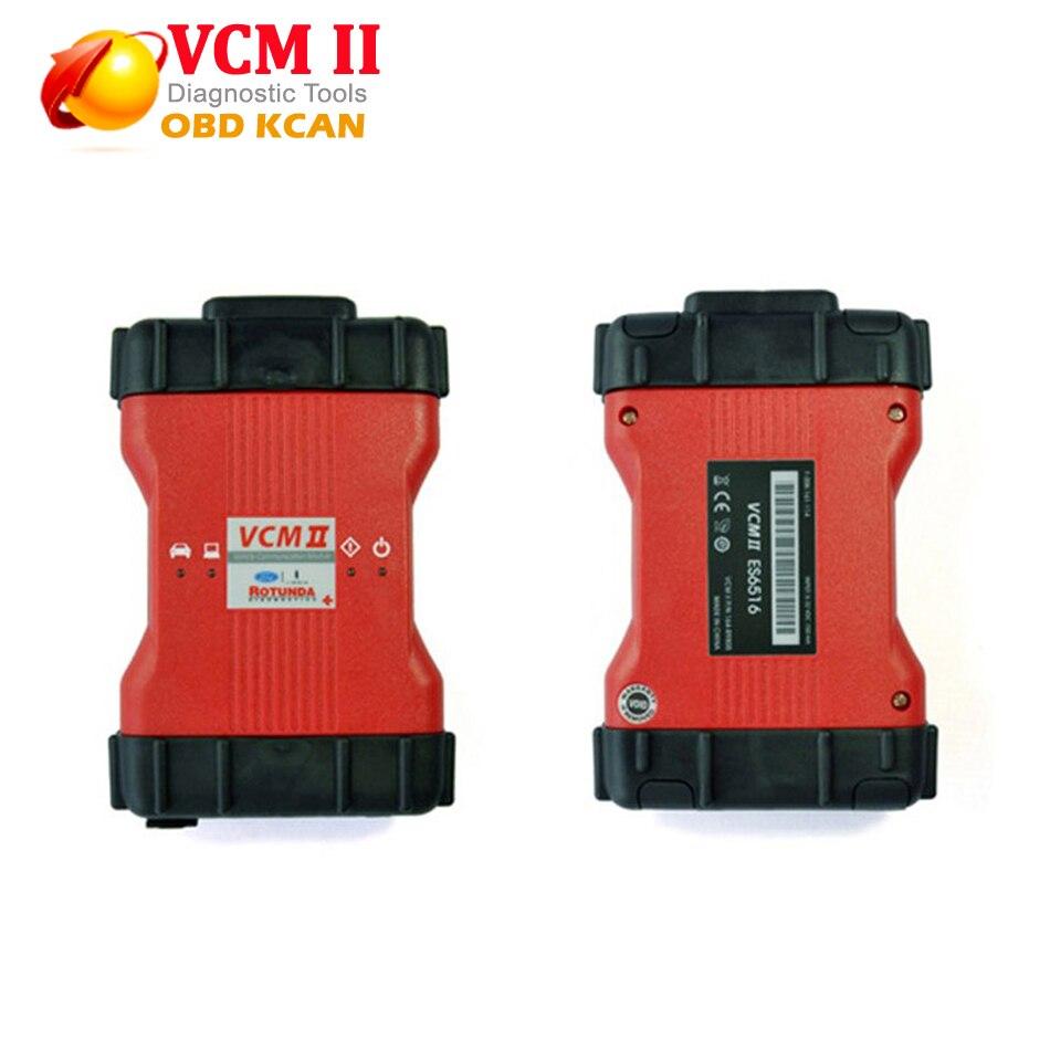 Цена за Для f0-rd VCMII диагностический сканер для ма ZDA для F-0rd VCM II IDS OBD сканер полный чип Высокое качество OBD2 автомобиля Инструменты диагностики