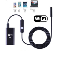 Buffle wifi wireless endoscope 8mm lens pipe inspection camera waterproof borescope for iphone ios windows android.jpg 200x200