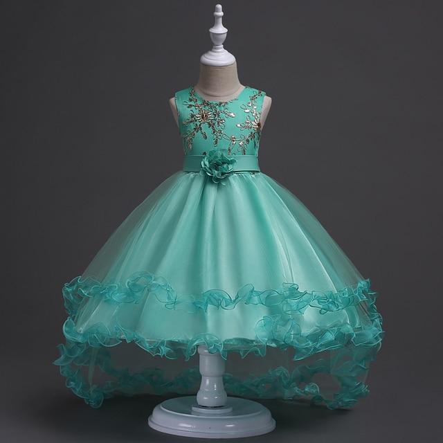 Vestidos de nina para fiesta de princesas