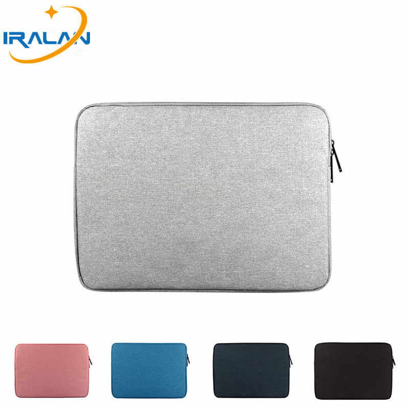 2018 Hot Tahan Air Lengan Case untuk Macbook Laptop AIR PRO Retina 11 13 14 15 15.6 Inci Notebook Touch bar Tas Bisnis