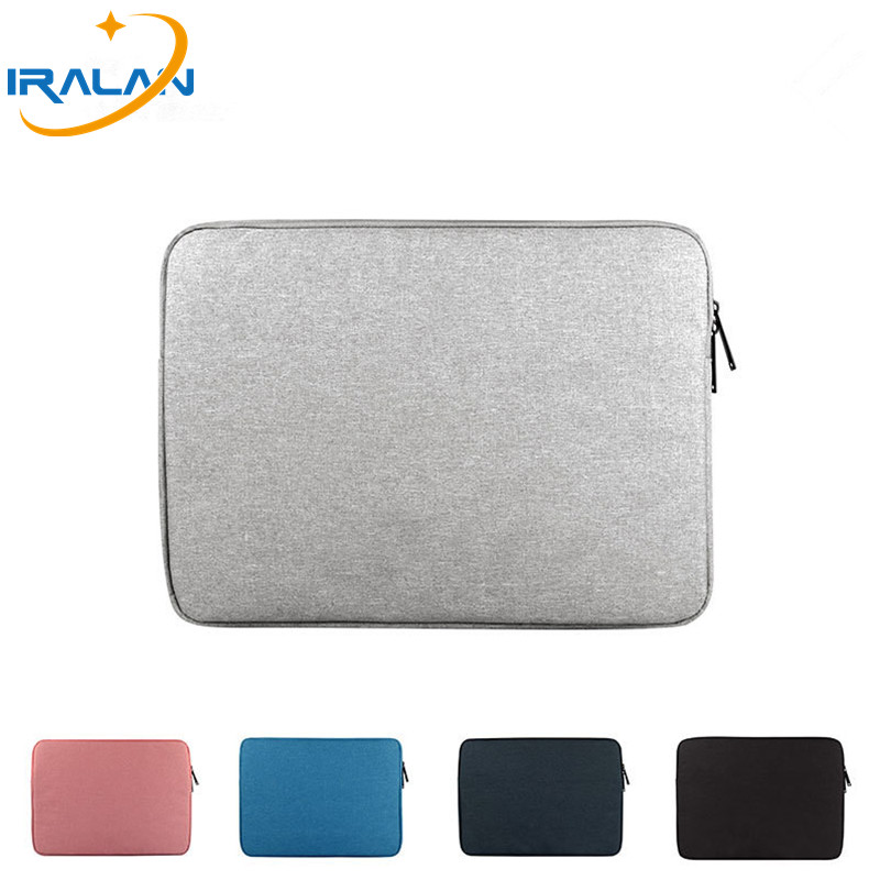 2018 Hot Zipper Waterproof Sleeve Case For Macbook Laptop AIR PRO Retina 11 13 14 15 15.6 inch Notebook Touch Bar Business bag