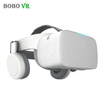 2019 New Original BOBOVR X6 All In one Foldable 3D VR glasses Virtual Reality Headset FOV 110 Degrees VR Headset 3D Support 128G 1