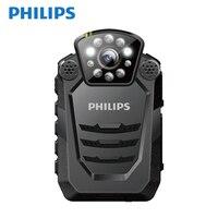Philips VTR8200 1080 P средства ухода за кожей Cam инфракрасный ночное видение DVR Cam правоприменительные Помощник HD водостойкая видеокамера