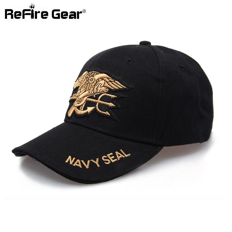 Prix pour Marine seal armée casquette de baseball hommes casual tactique militar soldat snapback casquettes réglable mode voyage bicyclette chapeau de soleil unisexe