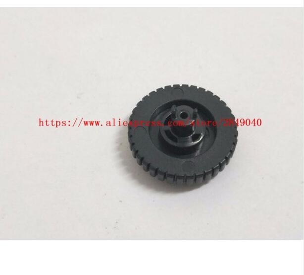 100 % 새 셔터 버튼 조리개 휠 턴테이블 다이얼 휠 유닛 Canon For EOS 6D 디지털 카메라 수리 부품