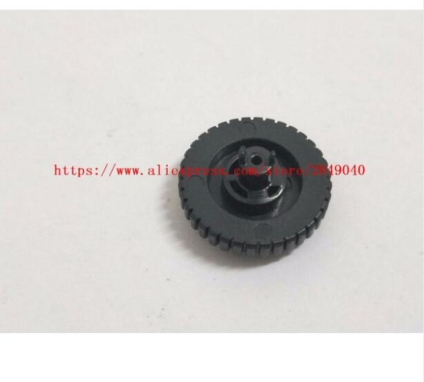 100% NUEVO Botón de obturador Rueda giratoria Unidad giratoria Rueda de marcación para Canon PARA EOS 6D Parte de reparación de cámara digital