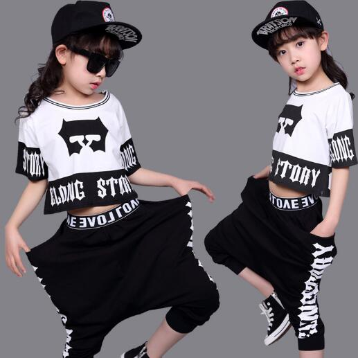 Jazz, Pcs, T-shirt, Boys, Hop, Kids