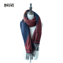 ФОТО hot sale scarves for women 2018 cotton neck scarf knitted winter woman stole warm luxury vintage shawl cashmere scarf 1706