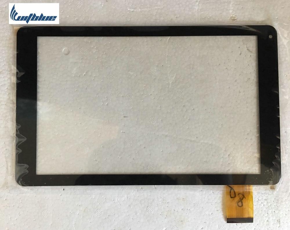 """Bilgisayar ve Ofis'ten Tablet LCD'ler ve Paneller'de Yeni 10.1 Için """"Prestigio Multipad Wize 3131 3G PMT3131_3G_D Tablet dokunmatik ekran paneli sayısallaştırıcı cam sensör yedeği Parçaları title="""