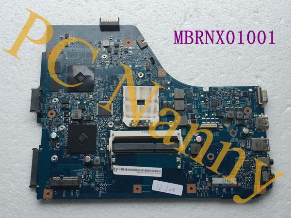 MBRNX01001 MB.RNX01.001 FOR ACER 5560 5560G laptop motherboard DDR3 Non-Integrated with good quality