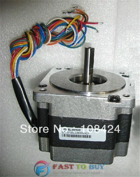 Leadshine 2-phase Stepper Motor 86HS NEMA34 Series 86HS35 (Bipolar)Parallel 4.0A 495.6(3.5)N.M NewLeadshine 2-phase Stepper Motor 86HS NEMA34 Series 86HS35 (Bipolar)Parallel 4.0A 495.6(3.5)N.M New