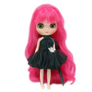 Image 3 - Oferta especial blyth médio boneca moda 20cm comum & corpo normal adequado para diy frete grátis presente brinquedo