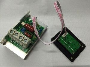 Image 2 - Ac 220 v 10000 ワット scr 電圧レギュレータ制御光調光調光器サーモスタットモータ速度コントローラ