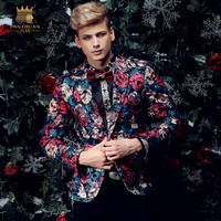 2013 Spring Blazer Men S Clothing Classic Outerwear Fashion Slim Casual Suit The Trend Of Male