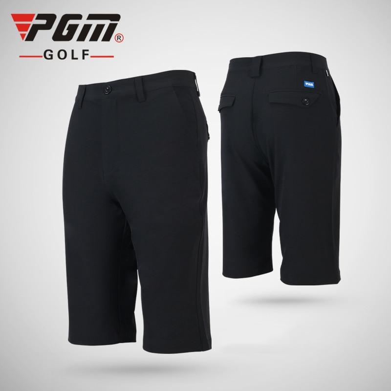 44699b60c1763 Erkekler Yaz Kısa Diz boyu ultra-ince Golf Kıyafetleri Pantolon Açık Rahat  Erkek Golfkleding Heren Nefes XXS-XXXL Giyim