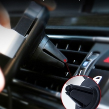 Qi Wireless Charger Car phone holder for iPhone X Outlet Suction Cup Car Gravity Wireless Fast Charging Stand for Samsung S8
