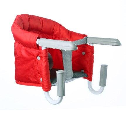 Silla plegable portátil silla para niños comer seguro bebé alimentos ...
