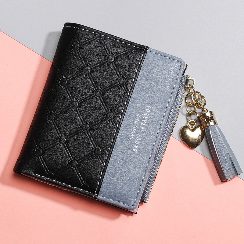 2018 Wallet Female For Coins Cute Wallet Women Small Leather Women Wallets Zipper Purses Portefeuille Wallet Female Purse Clutch blingbling shiny sequins leather wallet women short zipper wallet purse fashion wallet key coins bags female clutch money bags