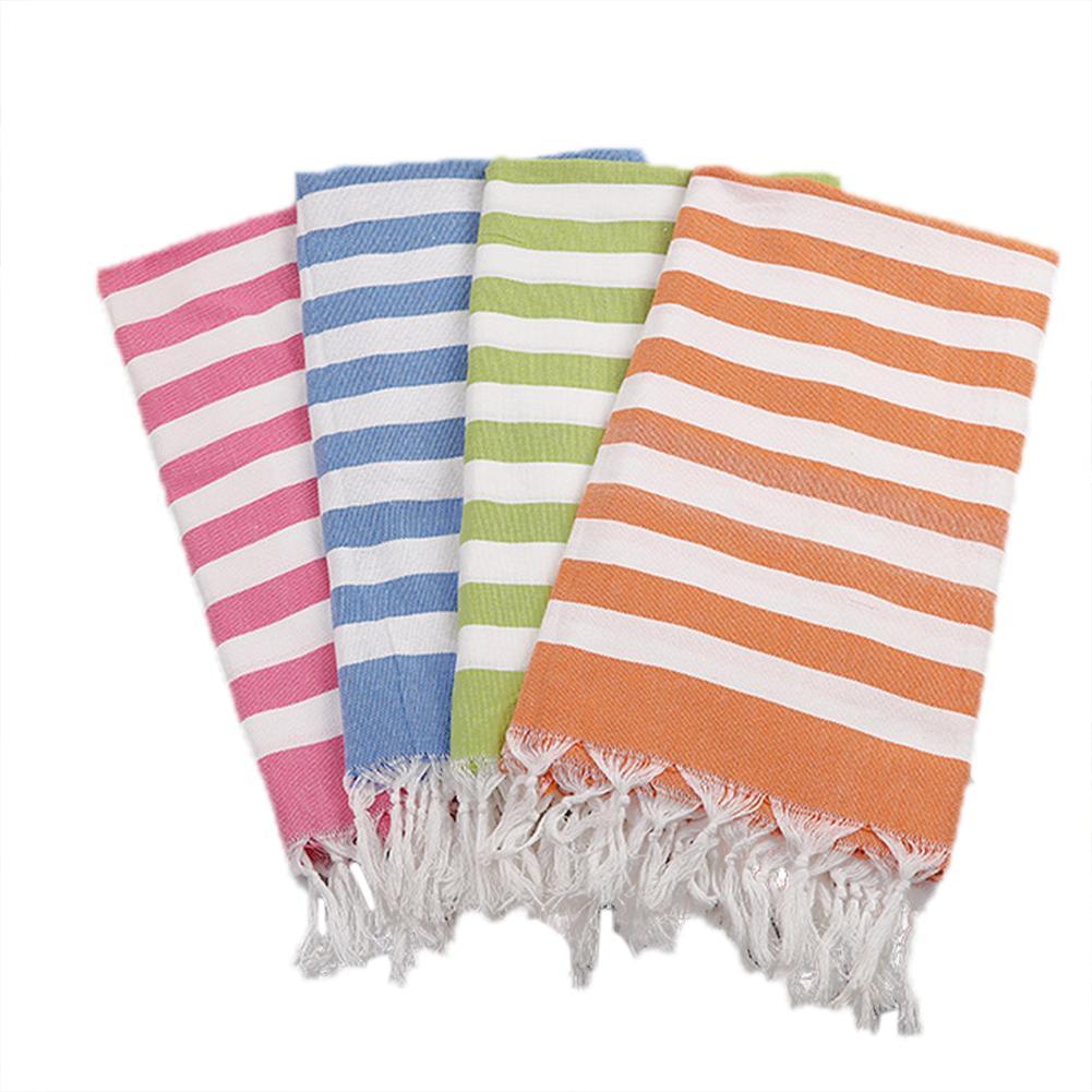 Toalha de praia-100% algodão premium qualidade maya