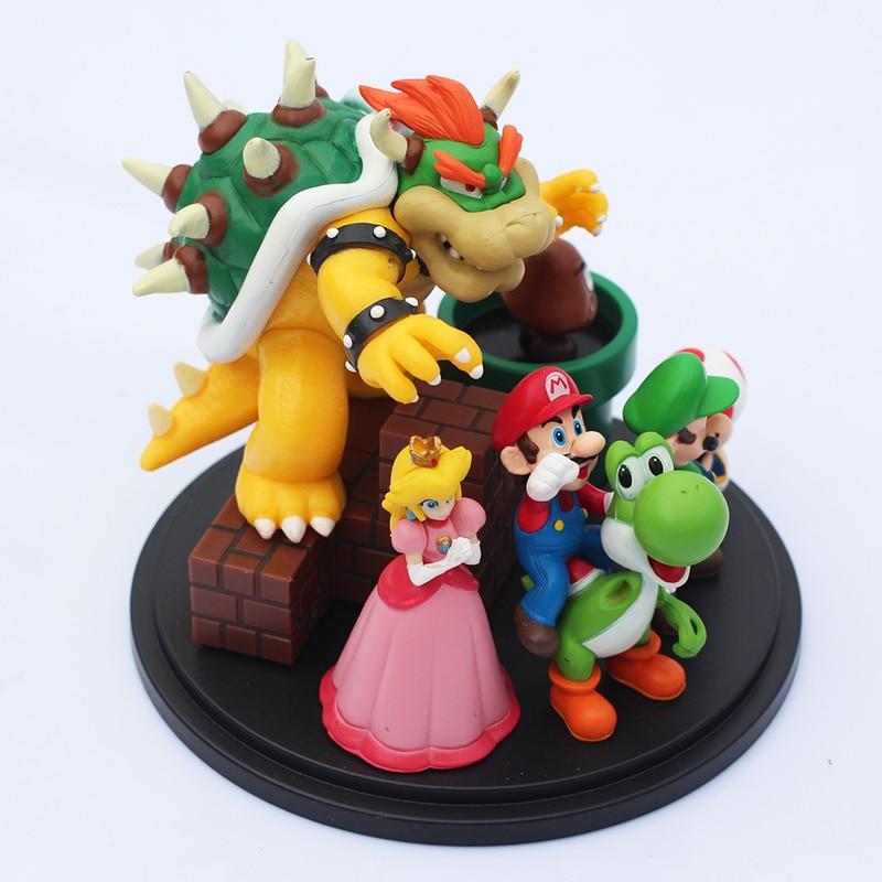 Diorama Super Mario Bros 4