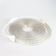 LED Strip 5050 220V Waterproof Flexible LED light