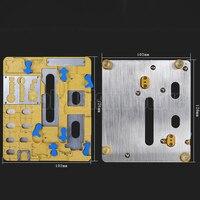 MECHANIC iPhone Motherboard Repair Fixture CPU Hard disk Fingerprint home button repair Holder jig For iPhone 8 7 7p 6s 6sp 6P